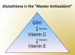 Mastering the Master Antioxidant: Glutathione